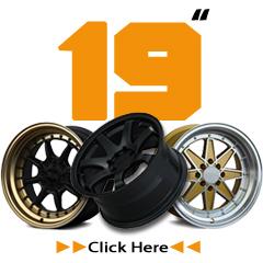 19 INCH WHEELS