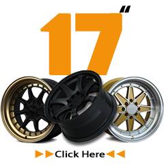 17 INCH WHEELS